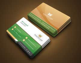 #281 for Wealthy Leaf needs business cards by naveedahm09