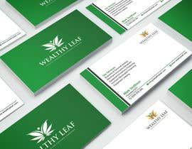 #276 for Wealthy Leaf needs business cards by Heartbd5
