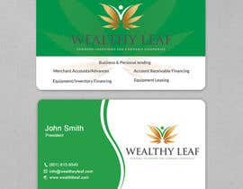 #273 for Wealthy Leaf needs business cards by sima360
