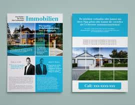 Nro 62 kilpailuun Flyer Design for Real Estate Agent käyttäjältä codesktechnology