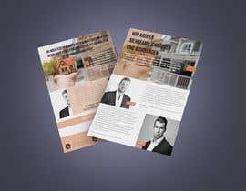Nro 34 kilpailuun Flyer Design for Real Estate Agent käyttäjältä Felis1Silvestris
