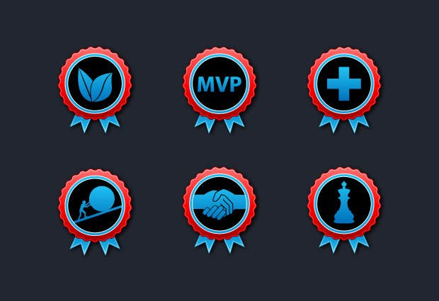 #2 for Icon or Button Design for www.everydaype.com by raikulung