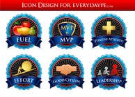 #16 for Icon or Button Design for www.everydaype.com by raikulung