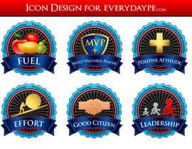 raikulung tarafından Icon or Button Design for www.everydaype.com için no 18
