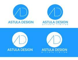 #82 for Company Name : ASTULA DESIGN PRIVATE LIMITED by gbeke