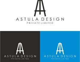 #20 for Company Name : ASTULA DESIGN PRIVATE LIMITED by grupooma