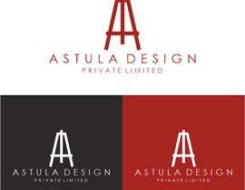 #30 for Company Name : ASTULA DESIGN PRIVATE LIMITED by grupooma