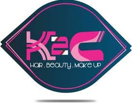 nº 36 pour the company is called K2C, Hair - Makeup - beauty should sit under the logo please look at attachments for ideas of what I am after. par mohsinsdk