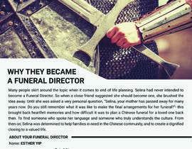 Číslo 8 pro uživatele Design 2 x 1 page marketing brochure documents. od uživatele freelancerjahid4