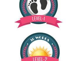#1 untuk Design badges for an language learning platform oleh shimanto23