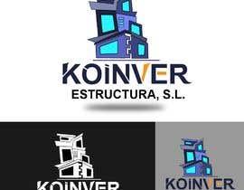 #98 para LOGO KOINVER ESTRUCTURA, S.L. de johanvi802
