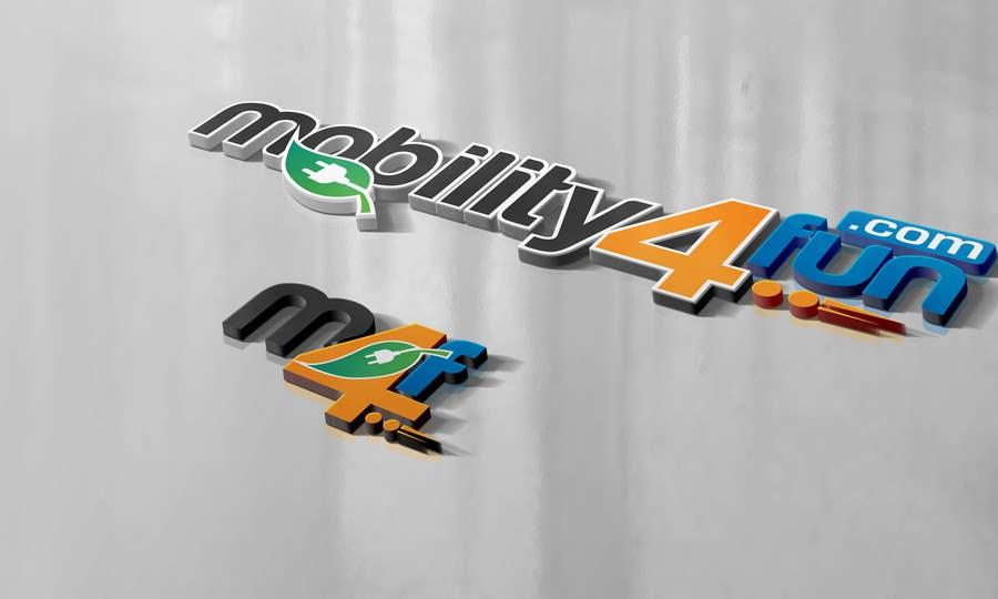 #160 for Logo Design for e-mobility start-up by pixelhubdesings