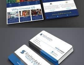 #56 для Design a business card & A5 flyer от mmhmonju