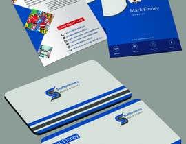 #58 для Design a business card & A5 flyer от najmulkobir