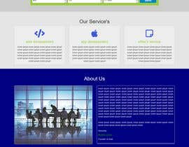 #43 for Create a design for a company website by mostakimislam19