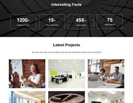 #32 for Create a design for a company website by siddique1092