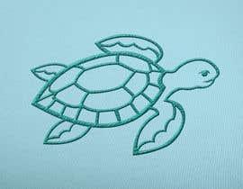 #48 , Loggerhead sea turtle logo 来自 zainuldz
