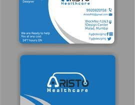 #46 , Design a nice business card and Suggest a Punch to go with it. 来自 FGshamim