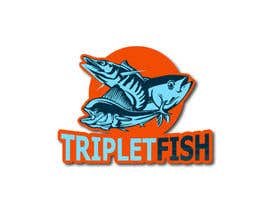 #160 untuk Would like a logo for TripletFish oleh OrderMe