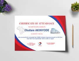 #8 for Design of diploma document with Illustrator af claudiu152