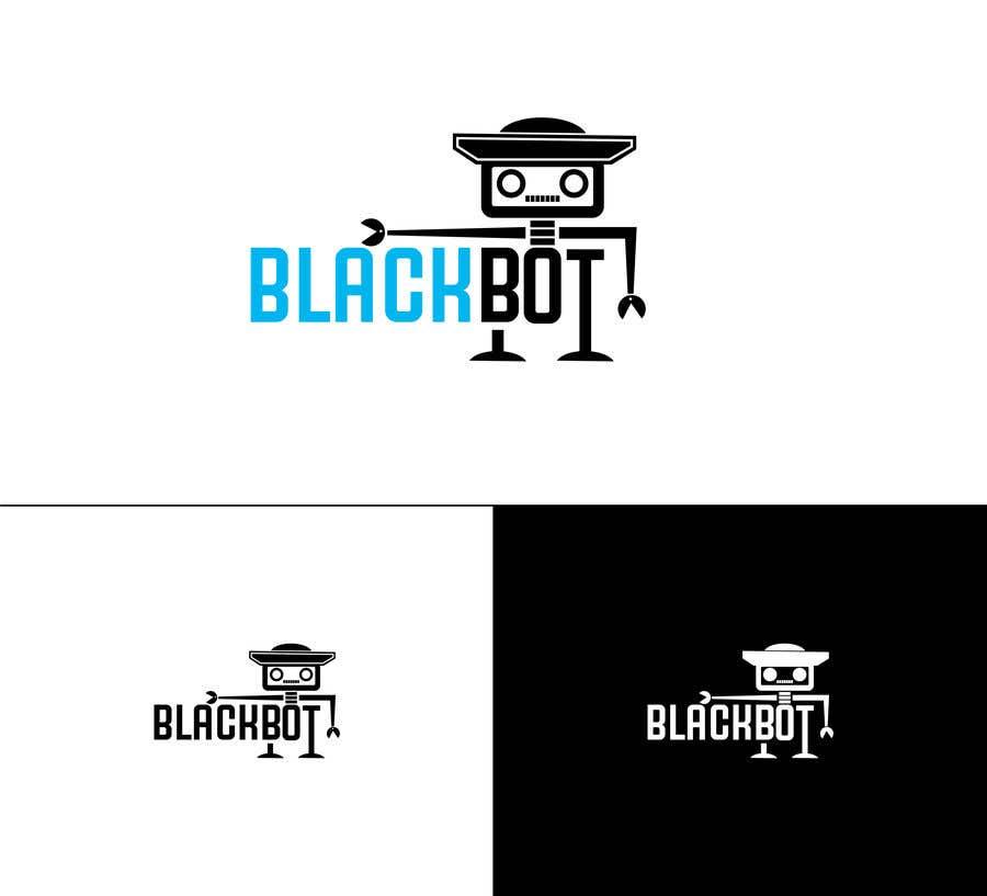 Kilpailutyö #1131 kilpailussa I need a logo designer for Blackbot