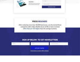 #27 for Design a website (Homepage PSD) by leandeganos