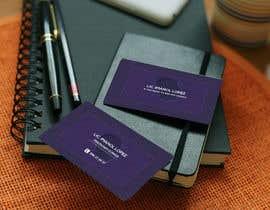 #194 for DESIGN BUSINESS CARD (PSYCHOLOGIST) af jannatmomo88