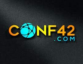 "#113 for Design a logo for a technology conference ""Conf42.com"" by shohanjaman26"