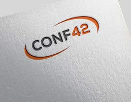"#108 for Design a logo for a technology conference ""Conf42.com"" by skhuzifa"