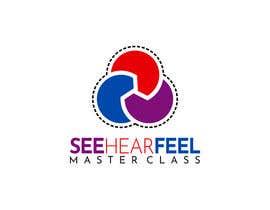 #227 untuk See Hear Feel Master Class logo oleh motionmines2019