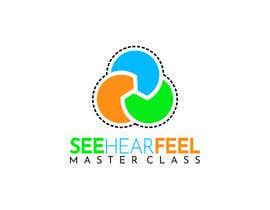 #233 untuk See Hear Feel Master Class logo oleh motionmines2019