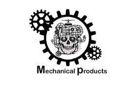 #2 untuk Mechanical products, model sticker design. oleh marioshokrysanad