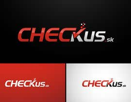 #30 para Logo Design for CHECKus.sk por BrandCreativ3