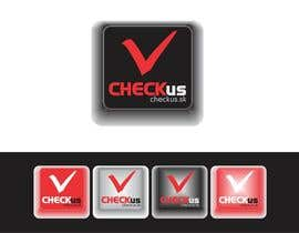 #108 para Logo Design for CHECKus.sk por itcostin