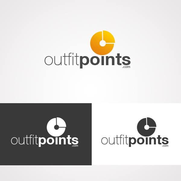 Konkurrenceindlæg #62 for Logo Design for outfitpoints.com