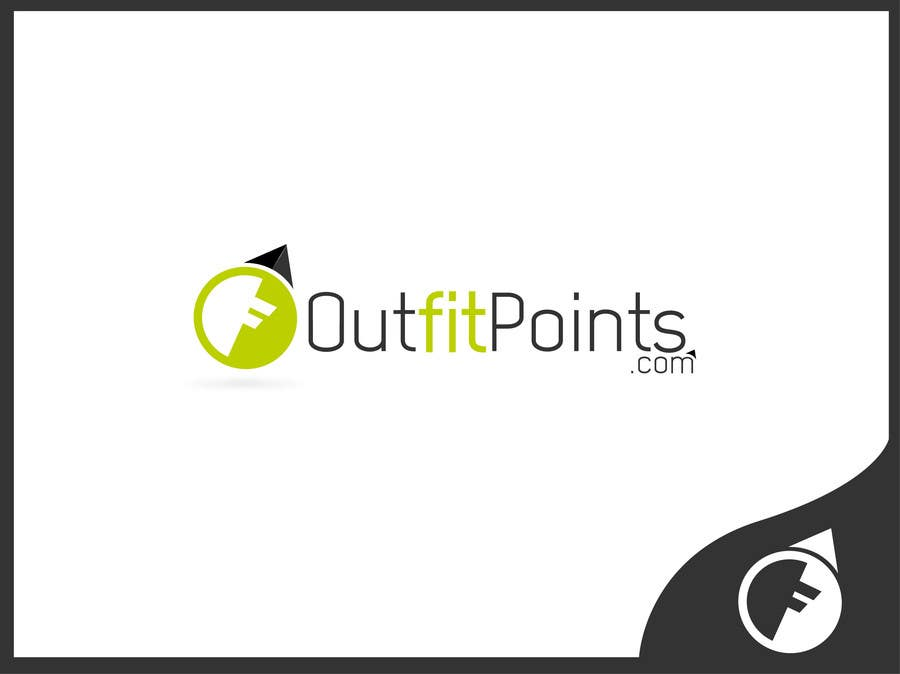 Konkurrenceindlæg #32 for Logo Design for outfitpoints.com