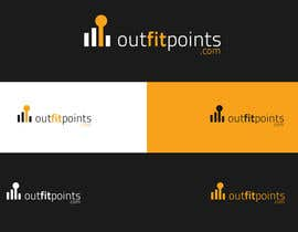 #50 para Logo Design for outfitpoints.com por commharm