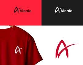 #363 for New Logo Design for Alanic Activewear af zuhaibamarkhand