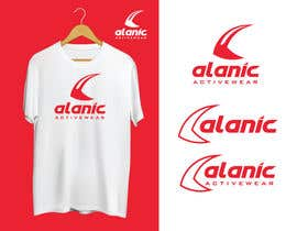 #327 for New Logo Design for Alanic Activewear af Eastahad