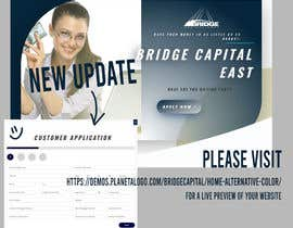 TEHNORIENT tarafından Alternative Finance company in need of a professional website için no 31