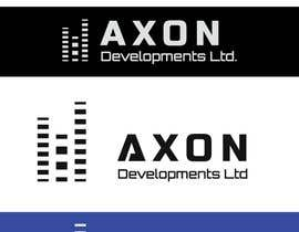 #141 untuk Need a logo design for Axon Developments  Ltd.  - 13/09/2019 23:23 EDT oleh babualoksarkar
