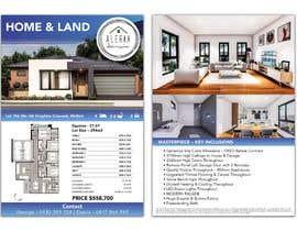 #5 for Make a House & Land Package Brochure by deepakshan