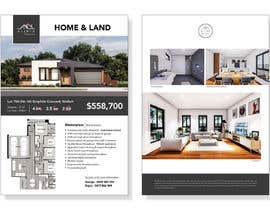 #15 for Make a House & Land Package Brochure by niamelia
