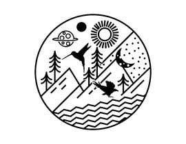 #170 for Logo Illustration Design (Creative, Fantasy/Mystical) af Becca3012