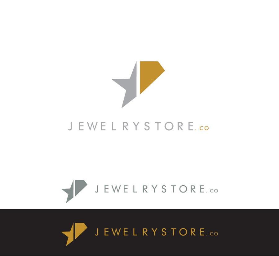 Penyertaan Peraduan #38 untuk Logo Design for online jewelry store