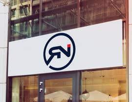 "#67 para Logo with initials ""RN"" -- 2 por taseenabc"
