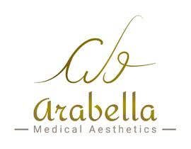 #210 cho Starting new medical aesthetics company. Want an elegant logo. colors primary gold, black, white. Clean look, but fancy and eye catching. Name is Arabella. Will need to have medical aesthetics incorporated. Maby even AraBella bởi demonstratorman