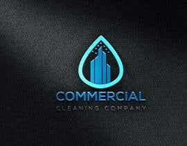 Nro 56 kilpailuun Logo needed for a commercial cleaning company käyttäjältä morsed98