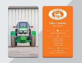 #51 for Redesign Business Card af SarahDar