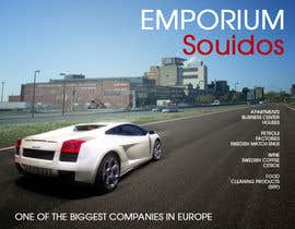 #23 para Graphic Design for Emporium Souidos de lukas8178